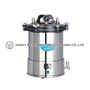 Portable Pressure Steam Sterilizer 18LD