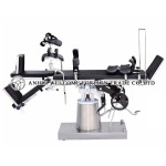 Multi-purpose Operating Table, side-controlled (Model 3001A, 3001B, 3001C, 3001D)