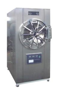 Horizontal Cylindrical Pressure Steam Sterilizer, microcomputer control