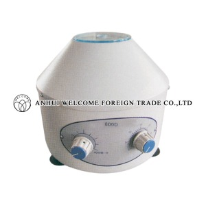 AH046 Low Speed Centrifuge 6 Tubes with Timer Model 0406-2(800D)