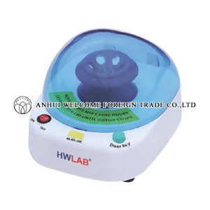 AH053 Diversify Speed Mini Centrifuge