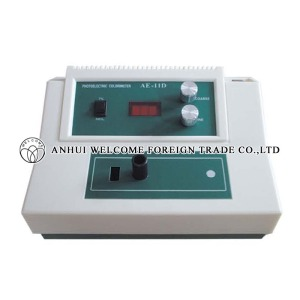 AH100 Digital Photoelectric Colorimeter AE-11D