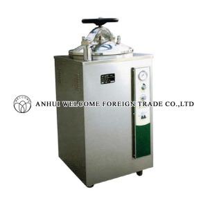 AH137 Vertical Pressure Steam Sterilizer (hand round automatic)