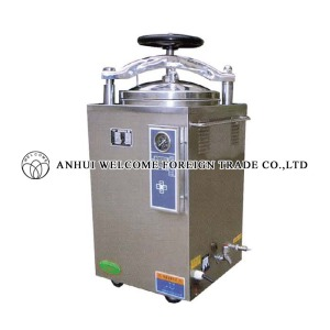 AH139 Vertical Pressure Steam Sterilizer (Digital automatic)