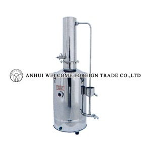 AH159 Electric-Heating Distilling Apparatus S/S