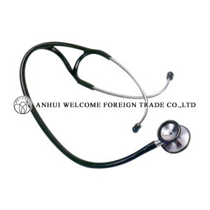 AH480 Luxury Stainless-steel Double Stethoscope