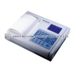 AH524 ECG Machine Twelve Channel Model 1212