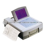AH527 ECG Machine Twelve Channel Interpretive Model ECG-1220