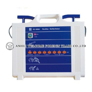 AH542 Cardiac Defibrillator Model PT-900A