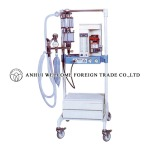 AH590 Anesthesia Machine model MHJ-IIIB