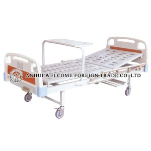 AH710 ABS Single-crank bed