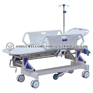 AH714 Emergency Bed with Oxygen Cylinder Model YQC-2R
