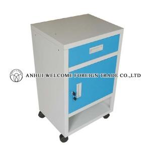 AH717 Metal Bedside Locker (dismantled) Model AHM003
