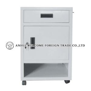 AH718 Metal Bedside Locker (dismantled) Model AHM001