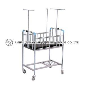 AH752 Stainless Steel Baby Cart