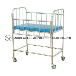 AH755 Stainless Steel Baby Cart
