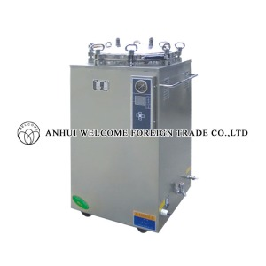 Vertical Pressure Steam Sterilizer, Digital Display Automation, LS-B100L auto