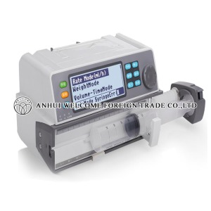 Single Channel Syringe Pump