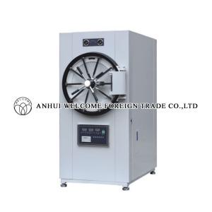 Horizontal Cylindrical Pressure Steam Sterilizer, microcomputer control, WS-280YDB