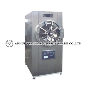 Horizontal Cylindrical Pressure Steam Sterilizer, microcomputer control, YDD