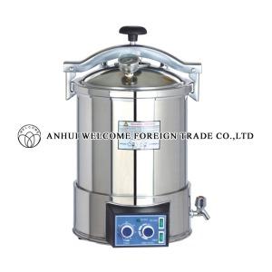 Portable Pressure Steam Sterilizer, new type, YX-18HDJ