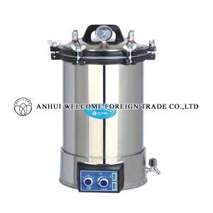 Portable Pressure Steam Sterilizer, YX-18LDJ