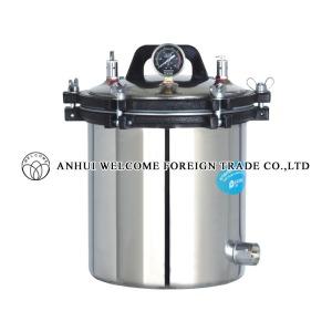Portable Pressure Steam Sterilizer, YX-18LM