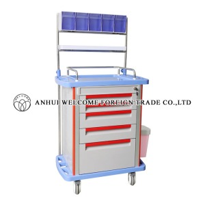 Premium Anethesia Trolley AH001MZ