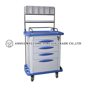 Premium Anethesia Trolley AH003MZ