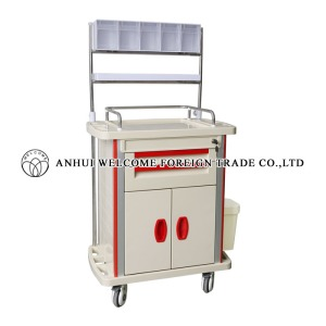 Premium Anethesia Trolley AH009MZ