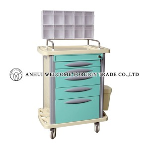 Premium Anethesia Trolley AH017MZ