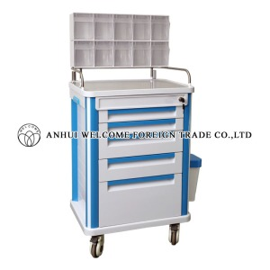 Premium Anethesia Trolley AH018MZ