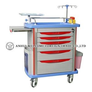 Premium Emergency Trolley AH101JJ