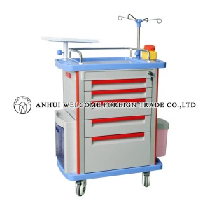 Premium Emergency Trolley AH104JJ