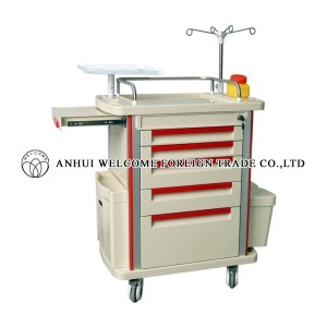Premium Emergency Trolley AH106JJ