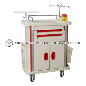 Premium Emergency Trolley AH107JJ