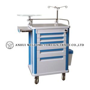 Premium Emergency Trolley AH108JJ