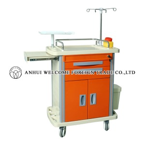 Premium Emergency Trolley AH111JJ