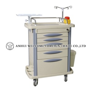 Premium Emergency Trolley AH112JJ