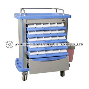 Medicine Trolley AH611SY